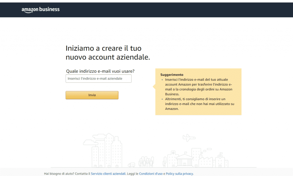 Amazon Business Login