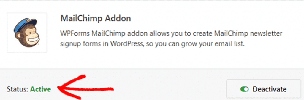 Come Collegare WPForms a Mail Chimp in WordPress Crea un modulo di iscrizione a Mailchimp in WordPress
