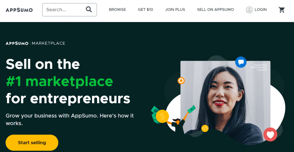 AppSumo Marketplace
