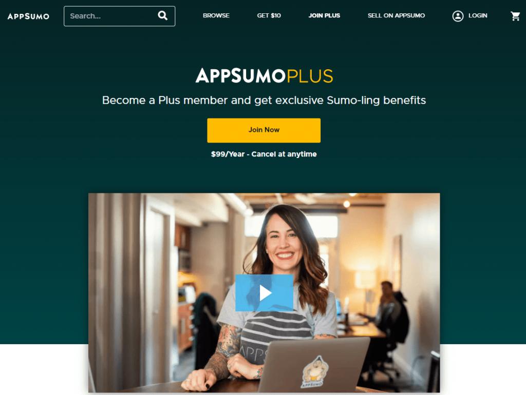 AppSumo Plus